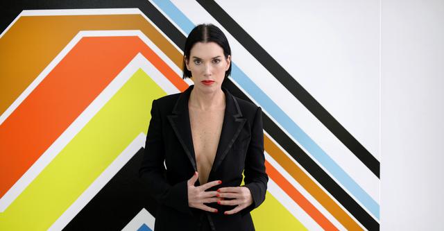 , 'Portrait Sarah Morris,' , Kunsthalle Wien