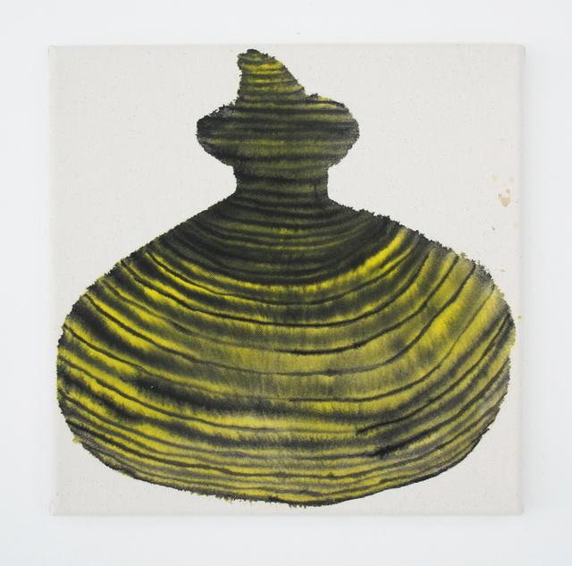 , 'Vase (Amber),' 2016, V1 Gallery