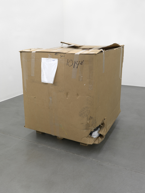 , 'Untitled,' 2014, Simon Lee Gallery