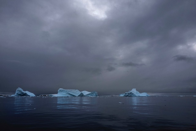, 'Antarctica, S. Pole, 6,' 2017, Spotte Art