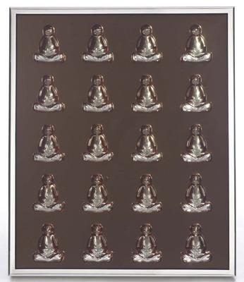 , 'Buddha (Smoked),' 2012, Madison Gallery