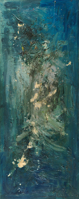 , 'Green,' 1958, Hollis Taggart Galleries