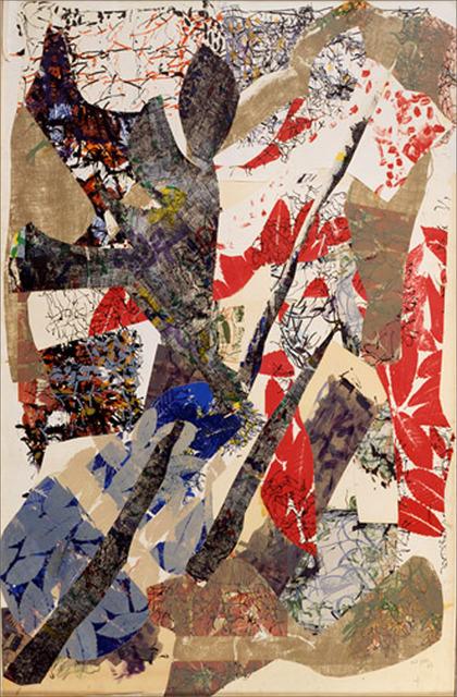 , 'Épis sciés,' 1967, Galerie Maeght