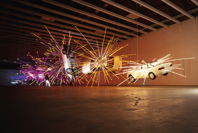 Cai Guo-Qiang, 'Inopportune: Stage One', 2004, Seattle Art Museum