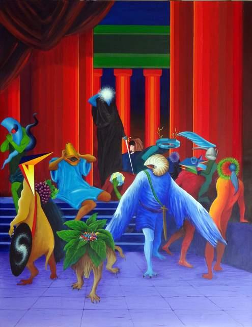 , 'Os Amigos de Ulisses,' , Inn Gallery