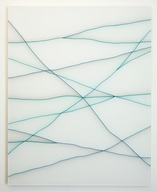", '""Acoustic Light *3"",' 2017, Galerie Dutko"
