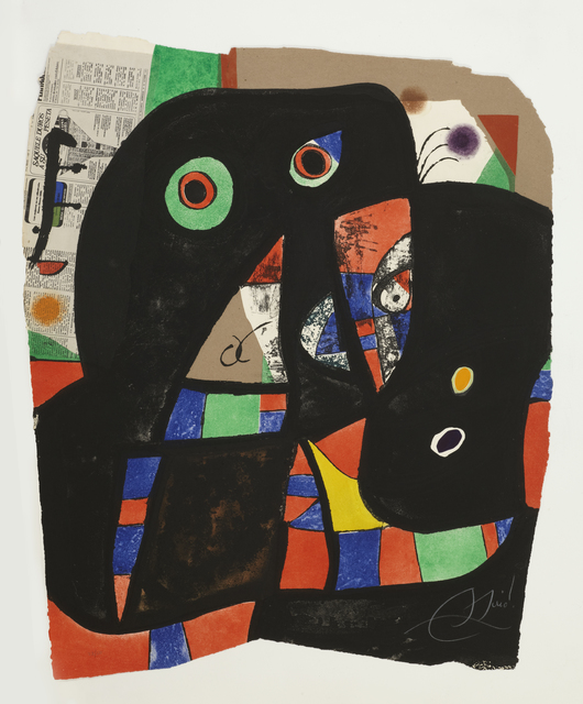 , 'Gaudi XX,' 1979, Alan Cristea Gallery