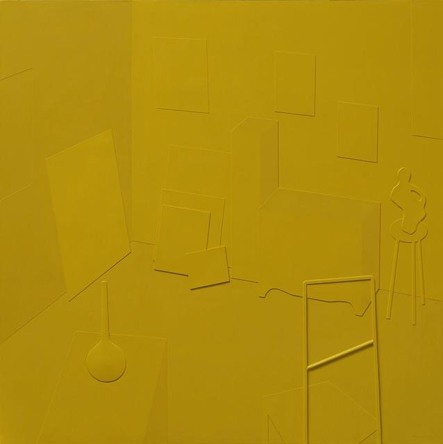 , 'Easel,' 2015, O2art