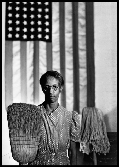 Gordon Parks, 'American Gothic, Washington, D.C.', 1942, Jack Shainman Gallery