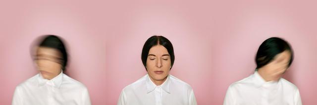 """, '""""The Current, triptych"""",' 2015, Luciana Brito Galeria"""