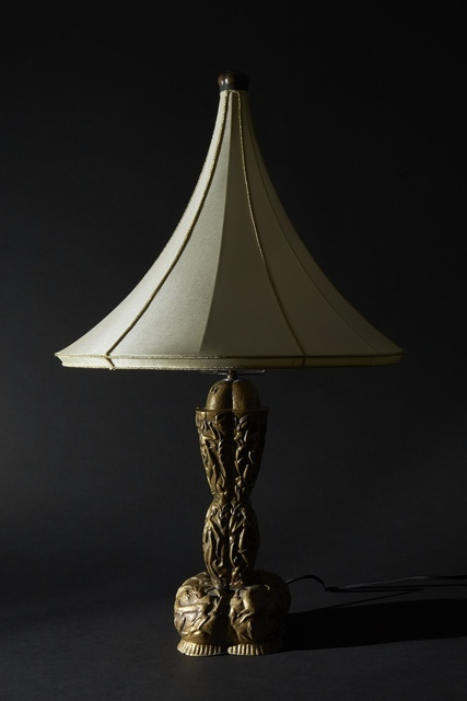 , 'Unique Studio Made Table Lamp,' 1923, Donzella LTD