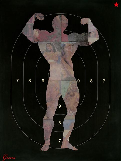 , 'Nice Guns II,' 2012, Robert Berman Gallery