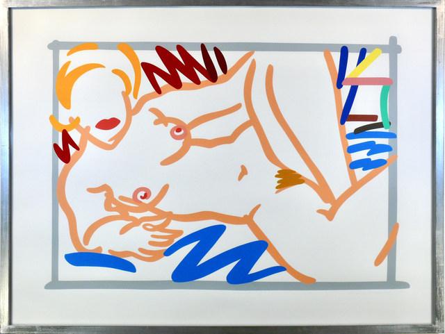 , 'Judy with Blue Blanket,' 1960-1988, David Benrimon Fine Art