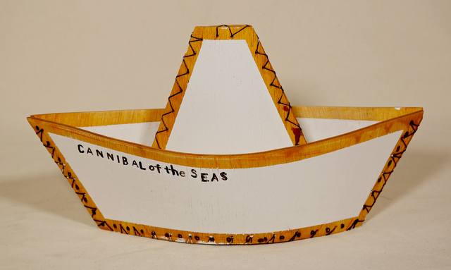 , 'Cannibal of the Seas,' 2019, Spalding Nix Fine Art