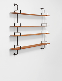 "Wall-mounted ""Démon"" shelf"