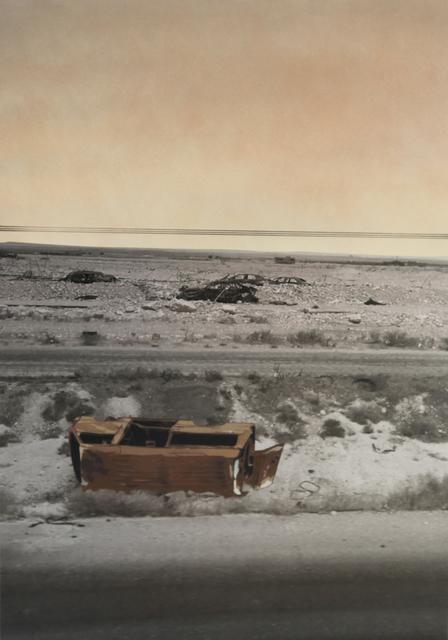 , 'Desert graveyard,' 2017, Nanda\Hobbs