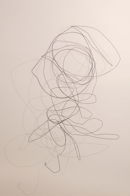 , 'Wire wall skulpture (unnamed - 3),' 2011, annex14