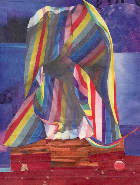 , 'Kabuki,' 2019, Asher Grey Gallery