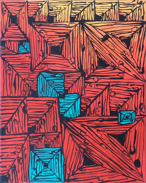 , 'Maelstrom 14,' 2019, Deep Space Gallery