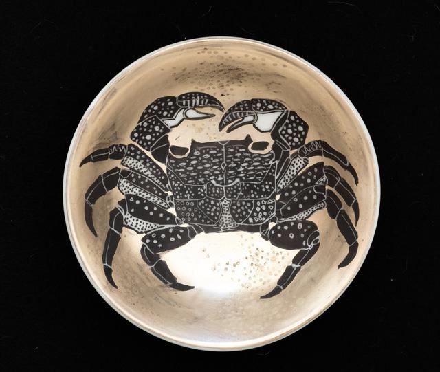 Masako Inoue, 'Cup_Crab', 2019, Micheko Galerie