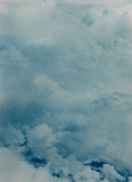 , 'Untitled (4.5 billions years a lifetime, clouds #2),' 2019, Casemore Kirkeby