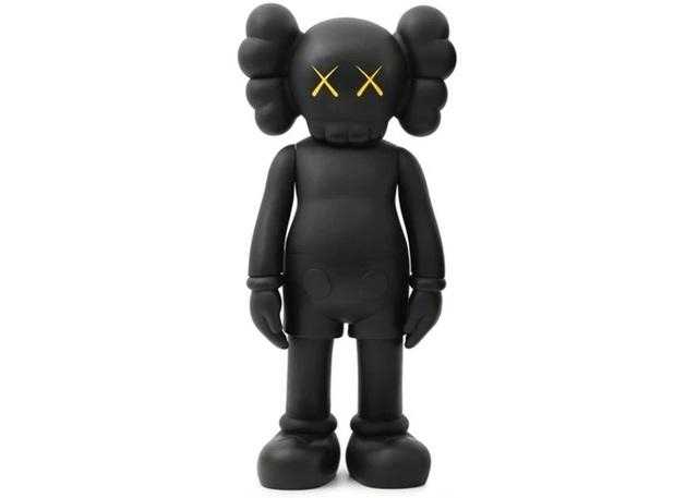 KAWS, 'Kaws Companion Black (Open Edition)', 2017, Sculpture, Vinyl, Rite Gallery