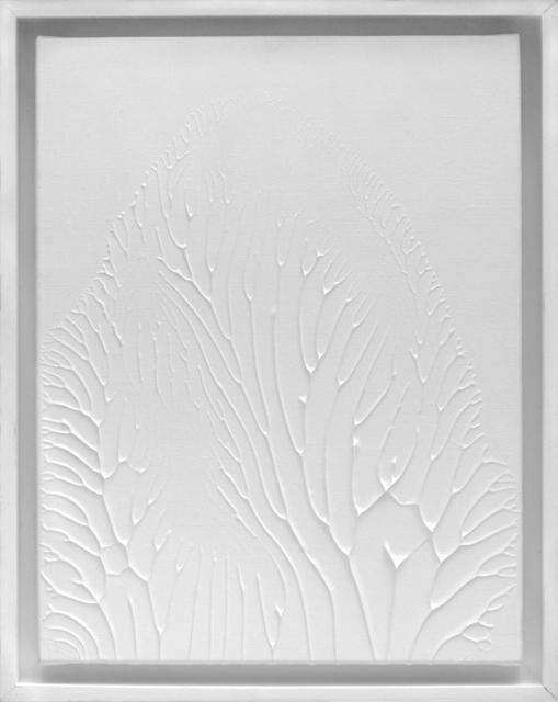 Thomas Tronel-Gauthier, 'Peinture Blanche F5 #2', 2016, 22,48m2