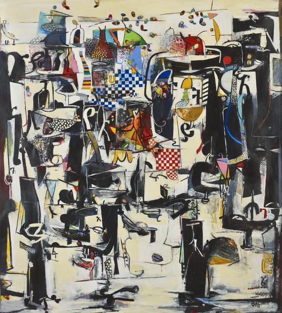 , 'Coltrane: My Favourite Things II,' 2018, Addis Fine Art