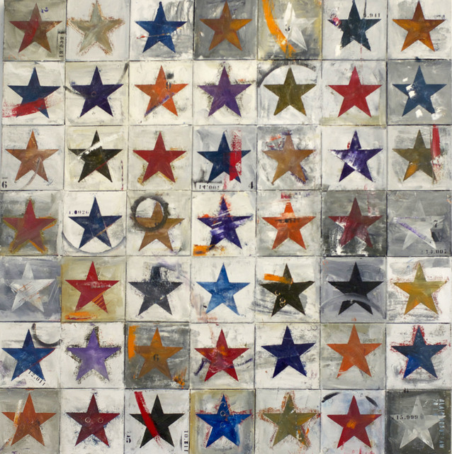, 'Stars,' 2016, Rice Polak Gallery