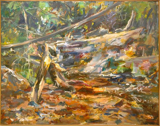 , 'Lapidum Falls,' 1995, C. Grimaldis Gallery