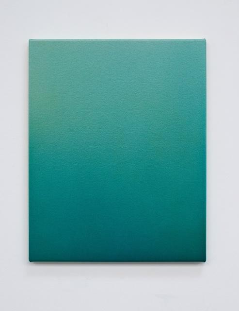 , 'Turquoise Green Fade OMS 590,' 2016, Vigo Gallery