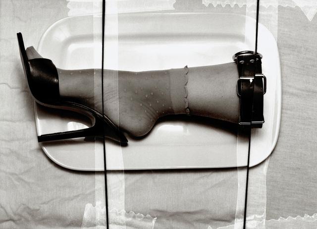 Emmanuel Gimeno, 'Woman's Foot On A Platter', 2003, Rare Tempo