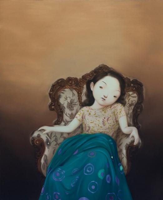 Lin Hairong 林海容, 'Autumn Night', 2015, Soemo Fine Arts
