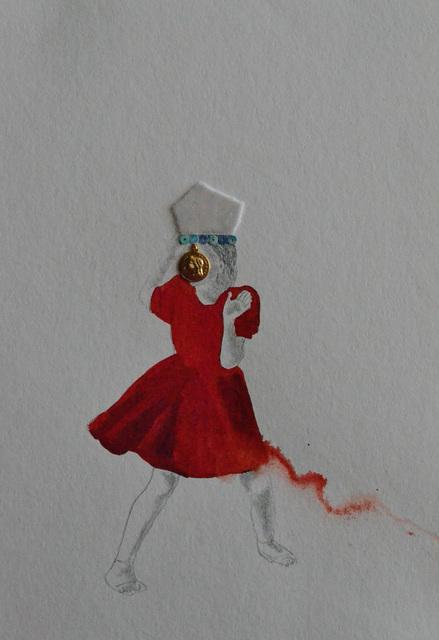, 'Entidade #3,' 2015, Luciana Caravello Arte Contemporânea