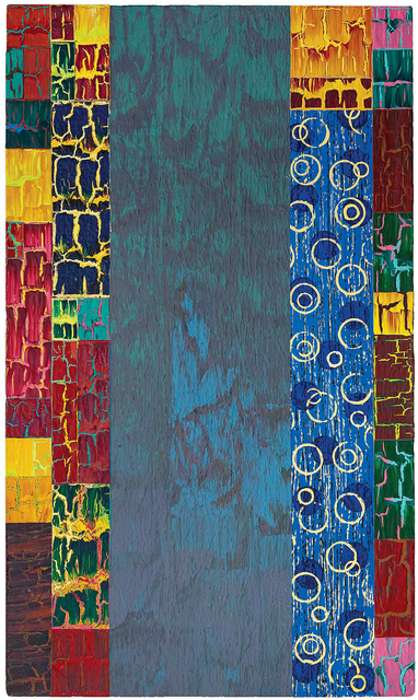 William T. Williams, 'Joe's Joy (111 1/2 Series)', 1982-2003, Painting, Acrylic on canvas, Michael Rosenfeld Gallery