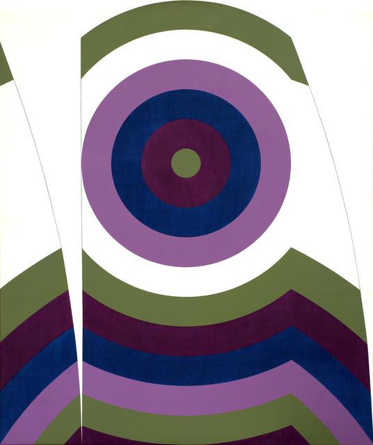 Kathleen Hyndman, 'Omen', 1976, Painting, Acrylic on canvas, Zuleika Gallery