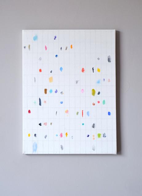 , 'Yearbook: Grid 1,' 2016, Josée Bienvenu