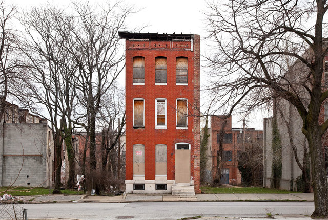 , 'Baltimore, MD,' 2011, C. Grimaldis Gallery