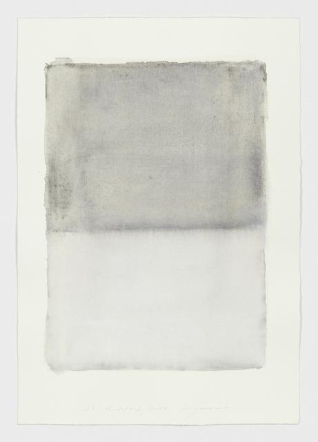 , 'untitled (23.06  2018-2),' 2018, Japan Art - Galerie Friedrich Mueller
