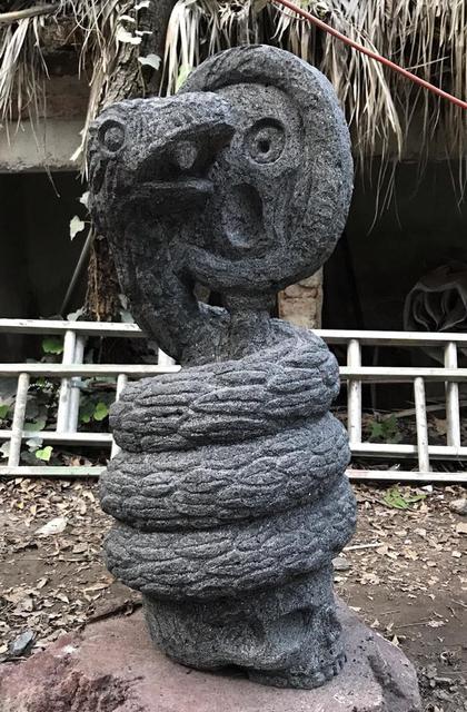 , 'The Return of the False Serpent,' 2019, GALERÍA ALEGRÍA