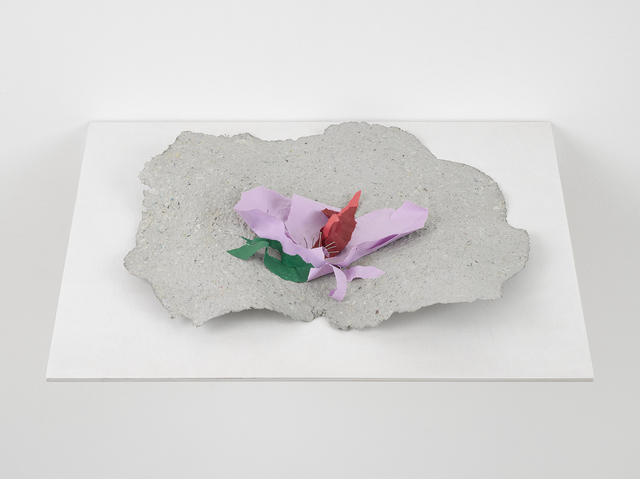, 'Ballade - Althea,' 2011, Richard Saltoun