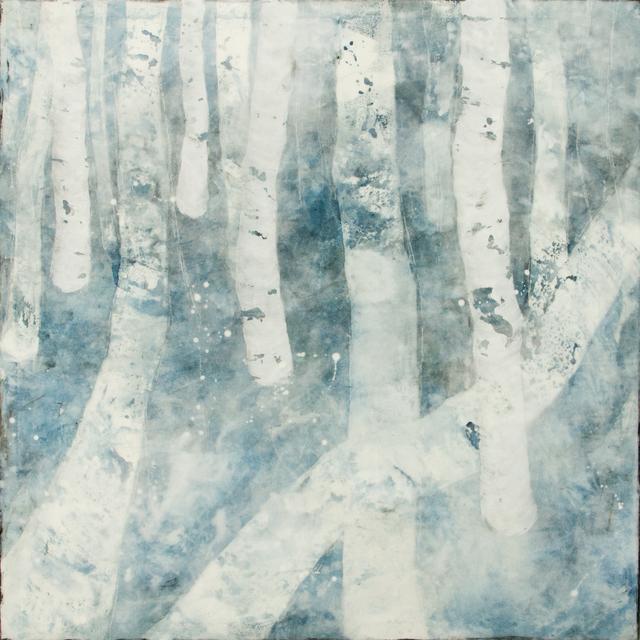 , 'Der Wald in mir XVIII ,' 2015, Atelier Alen