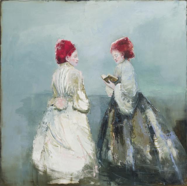 , 'It were folly fair dame,' 2017, Thompson Landry Gallery