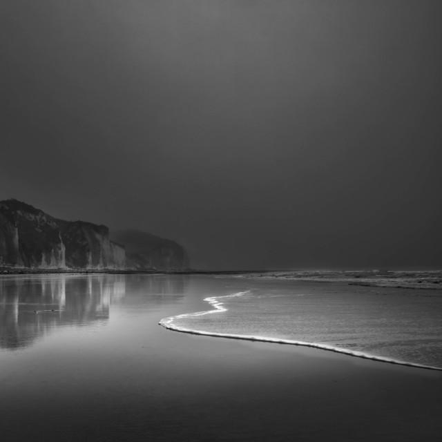 , 'Falaise de Varengeville sur Mer,' 2017, galerie bruno massa