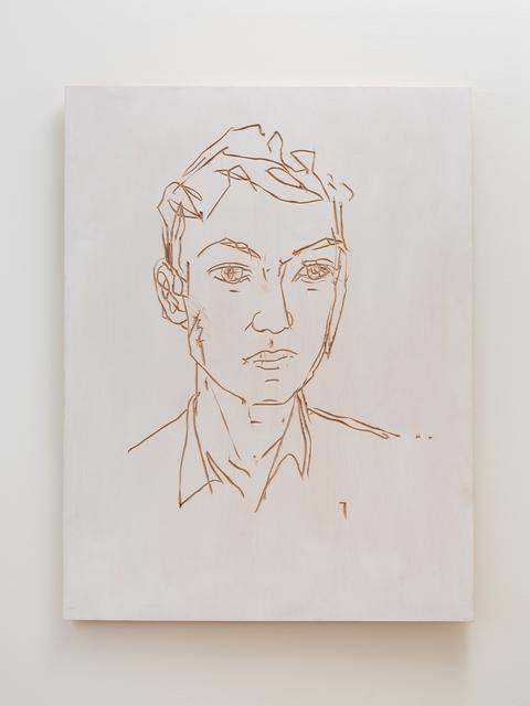 , 'Man,' 2019, Galerie Forsblom