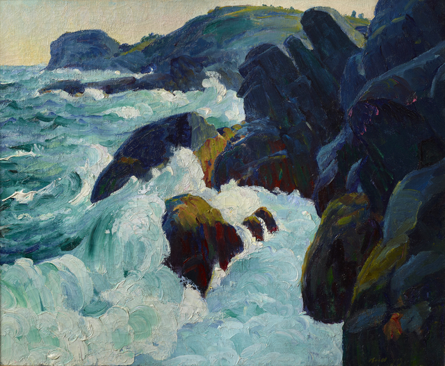 , 'Gull Rock,' 1913, Debra Force Fine Art