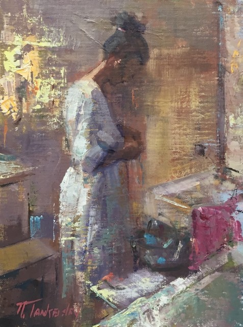 Nancy Tankersley, 'Before the Bath', Gildea Gallery