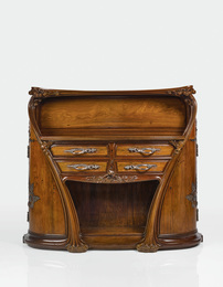 "Louis Majorelle, 'An Important and Rare ""Tomates"" Sideboard,' circa 1904, Sotheby's: Important Design"