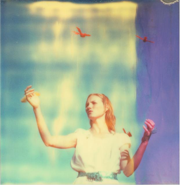 Stefanie Schneider, 'Haley and the Birds', 2013, Instantdreams