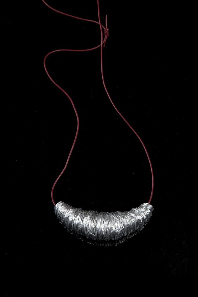 """Humberto and Fernando Campana, '""""Casullo"""" coiled aluminium pendant,' 2004, Didier Ltd."""